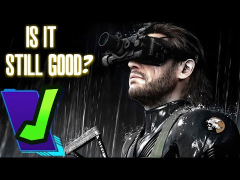 Is Metal Gear Solid V Ground Zeroes Still Worth It?
