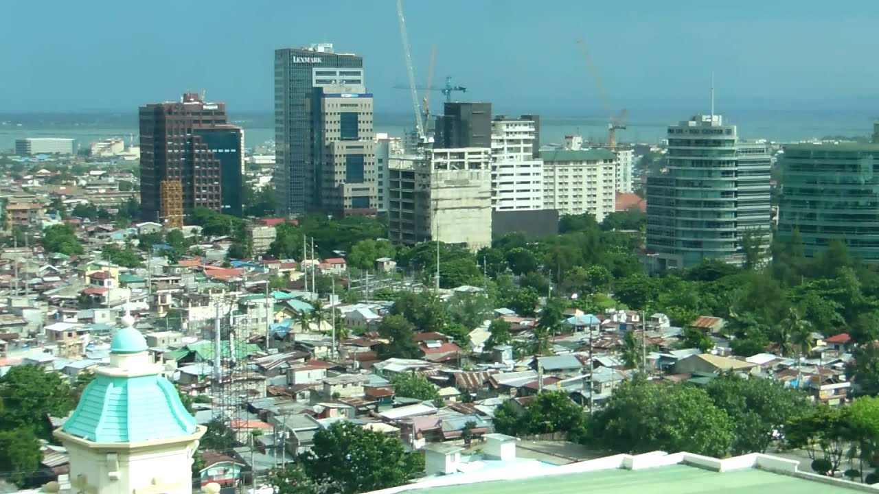 Cebu City The Queen City Of The South Youtube