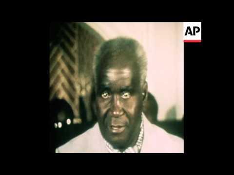 SYND 9 9 78 PRESIDENT KAUANDA ON RHODESIAN OIL SANCTIONS