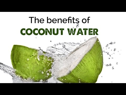 The Benefits Of Coconut Water | Skin  | Hair | Stress | Pregnancy