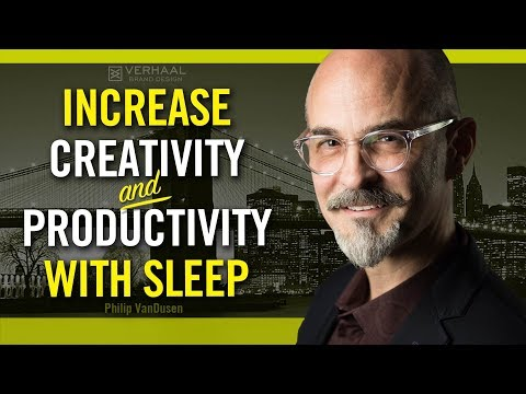 Increase Your Creativity and Productivity with Sleep - 동영상