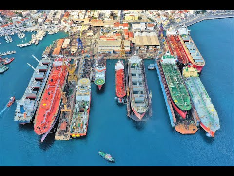 ONEX NEORION SYROS SHIPYARDS - January 2021