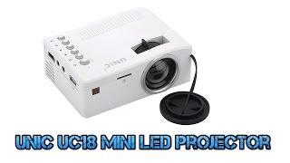 UNIC UC18 Mini LED Projector [REVIEW]