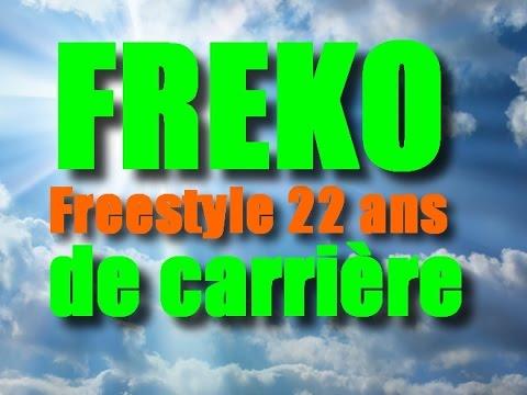 Fréko dingo: freestyle 22 ans de carrière dans le RAP