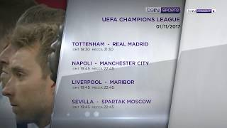 UEFA Champions League - Wednesday Matches