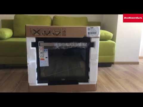 Розпакування Духової шафи BEKO BIM 24300 BS з Rozetka.ua
