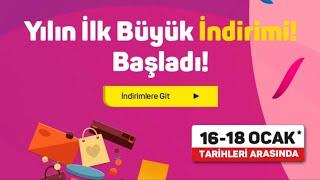 A101 online 2019 Yılın İlk Büyük İndirimi  !! #a101 #aktüel #ürünler #şok #bim
