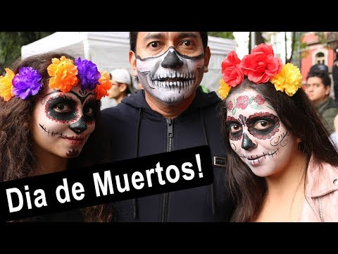 Highlights From Day Of The Dead Parade In Mexico City (An Unforgettable Experience)