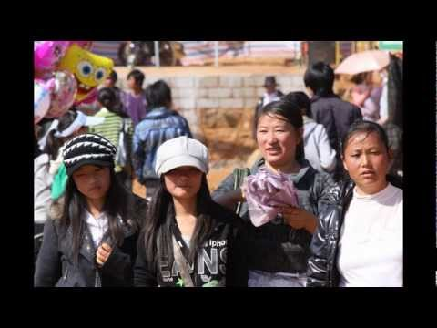 Hmong Suav Girls of Wenshan 文山