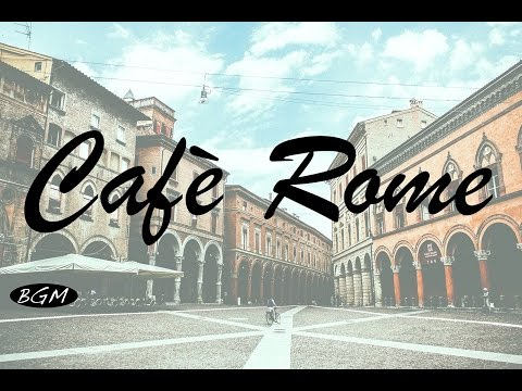 【Cafe Music】Background Music - Jazz & Bossa Nova Instrumental Music - Music for relax,work