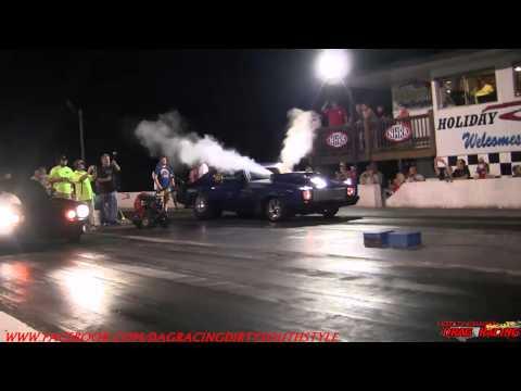 Street Outlaws Doc vs Monza FINAL RACE