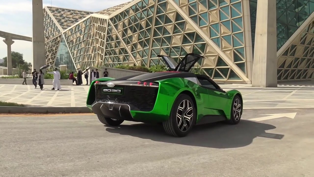 سيارة 2030 غول الكثبان الرملية رباعي الدفع فيديو موقع سيدي