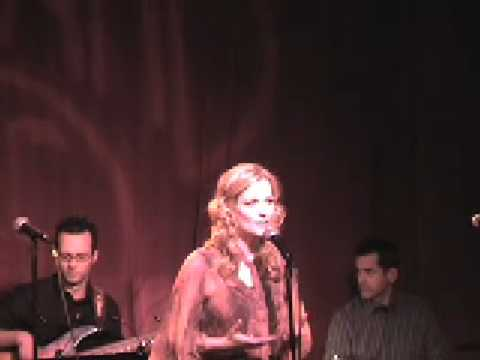 'And There It Is' sung by Lisa Brescia from the new musical 'HOME' - Live at Birdland