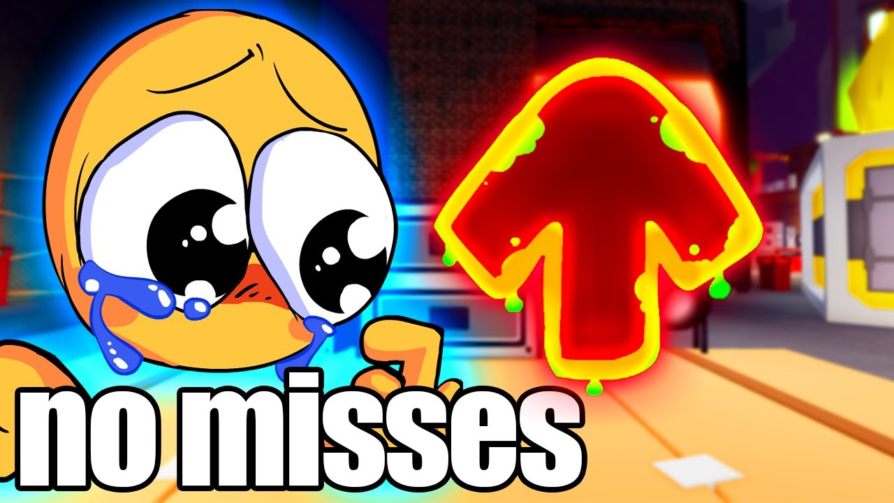 FNF Crying Emoji but if I miss a note, the video ends.. (Friday Night Funkin')