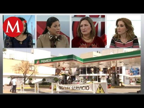 Ellas opinan sobre el desabasto de gasolina en México