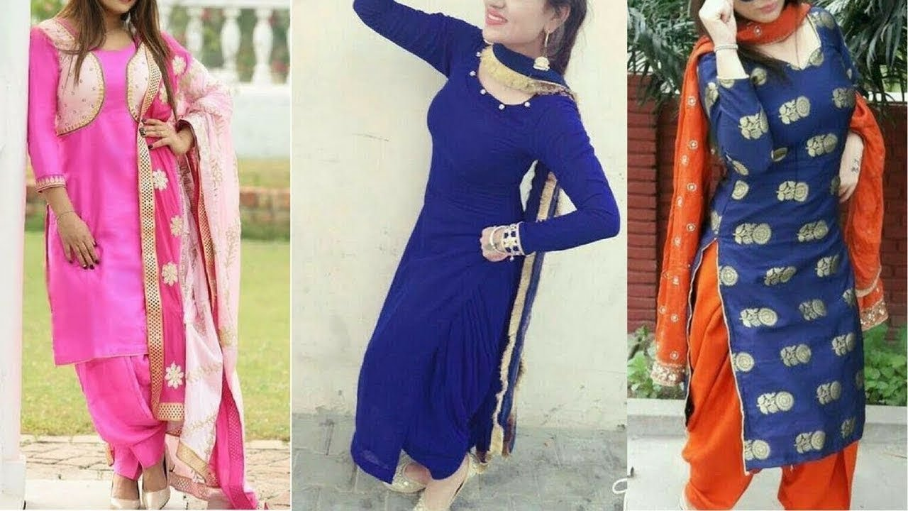 Neck Design For Punjabi Suits 2018 Neck Designs For Suits 25 Latest Shalwar Kameez Neck Styles Blouses Discover The Latest Best Selling Shop Women S Shirts High Quality