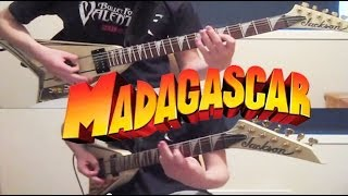 Madagascar Theme - Metal Remix (Zoosters..)