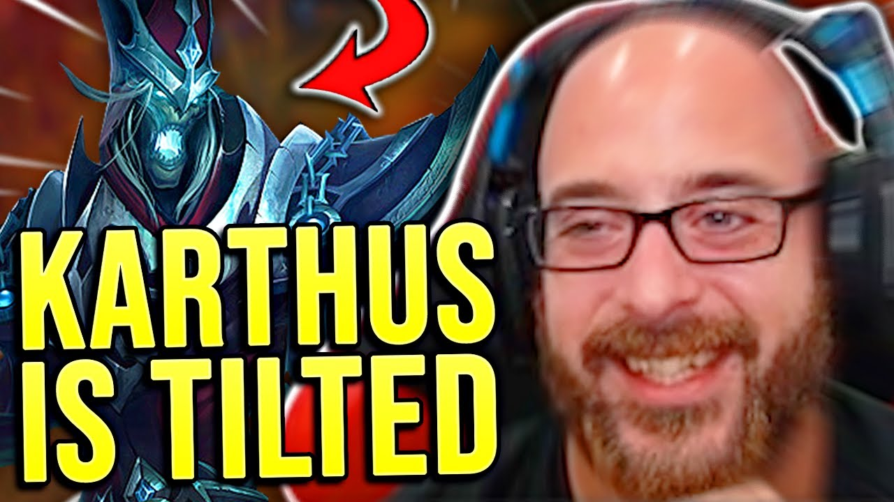 I THINK WE MIGHT HAVE TILTED THIS KARTHUS... - SRO 60 Days to Masters
