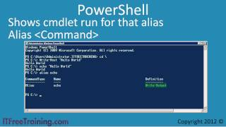 MCITP 70-640: PowerShell