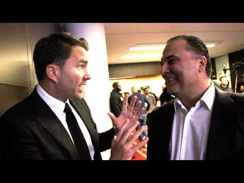 ITS NOT THE EDDIE HEARN SHOW. PEOPLE DONT FIND IT FUNNY! -EDDIE HEARN & RICHARD SCHAEFER HAVE IT OUT