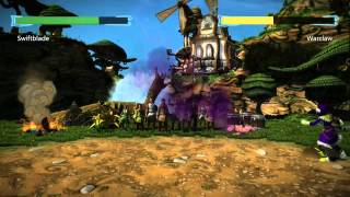 Spark Fighter - Classic Style Fighting Game Project Spark