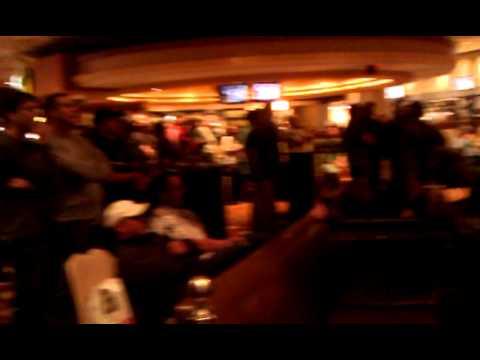 Vegas sportsbook reaction to Aaron Craft buzzer beater (MGM Mirage)