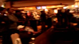 Vegas sportsbook reaction to Aaron Craft buzzer beater (MGM Mirage)