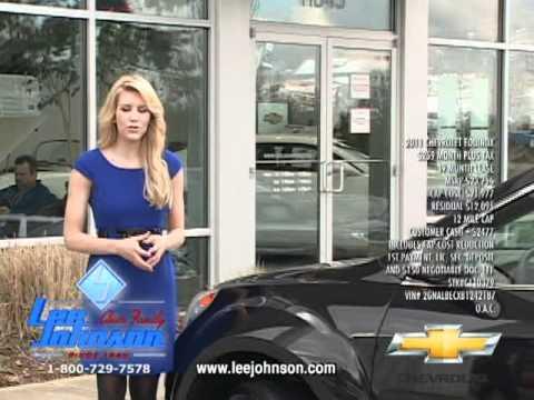 Lee Johnson Auto Family Chevrolet Commercial Doovi