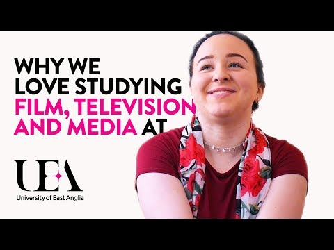 Student Stories – Film, Television and Media at UEA | University of East Anglia (UEA)