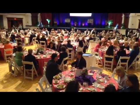 MCC Celebrity Forum w Kathie Lee & Hoda 320 guest attend VIP reception and dinner more than 1200 att