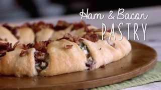 Ham & Bacon Pastry