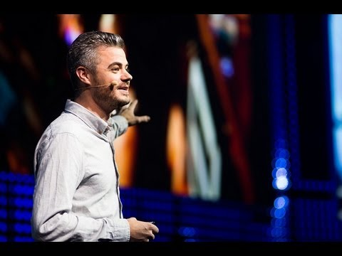 Scott Harrison, Founder & CEO, Charity:Water Shares his Story at LeWeb Paris 2012