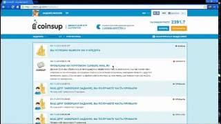 CoinsUp   как быстро заработать кредиты для WOT