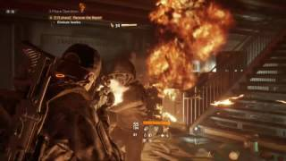 The Division Underground (Ps4 Pro)