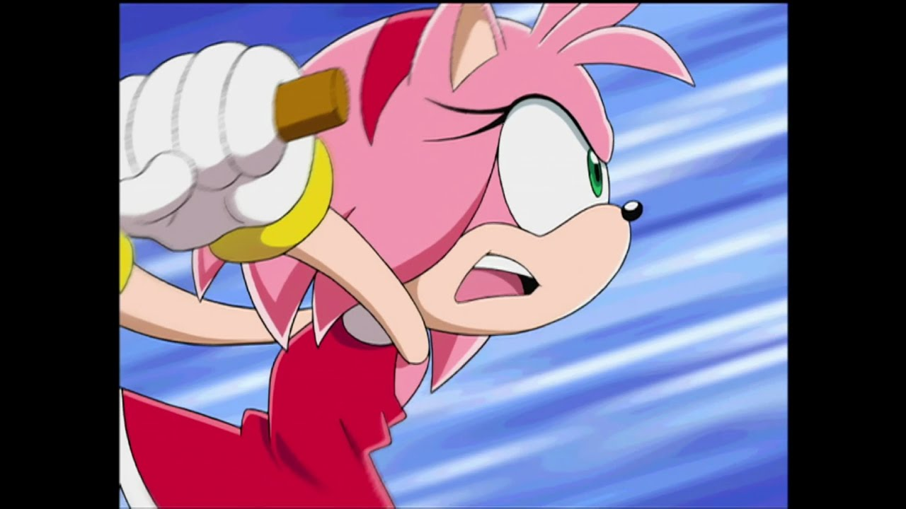 Sonic and amy sonic x