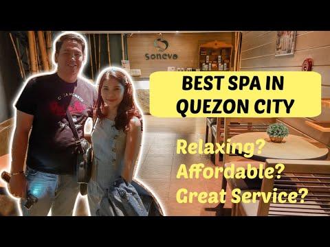 THE BEST HOT STONE MASSAGE IN QUEZON CITY (Vlog #5)  | K Figuracion