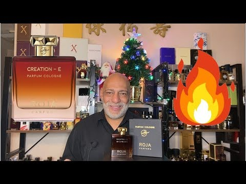 NEW Roja Dove Creation E (ENIGMA) Parfum Cologne REVIEW + GIVEAWAY (CLOSED)