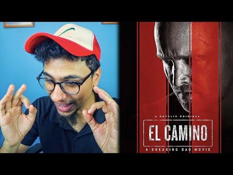 فيلم الكامينو : فيلم بريكنج باد - مراجعة ومناقشة