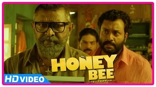 Honey Bee Malayalam Movie | Scenes | Lal and Brothers Comes to Asif Ali's House | Bhavana