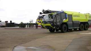 Rosenbauer Panther HRET at IFTC