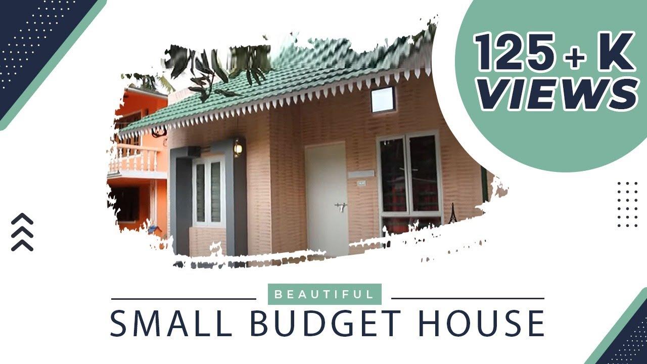 Low budget house designs in Cochin | Kerala - YouTube
