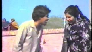 Chamkila and Amarjot - Chaska Pai Gaya Sali Da - LIVE