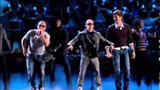 Enrique Iglesias - No Me Digas Que No (feat Wisin y Yandel) + I Like It (LGA 2010) [LIVE]