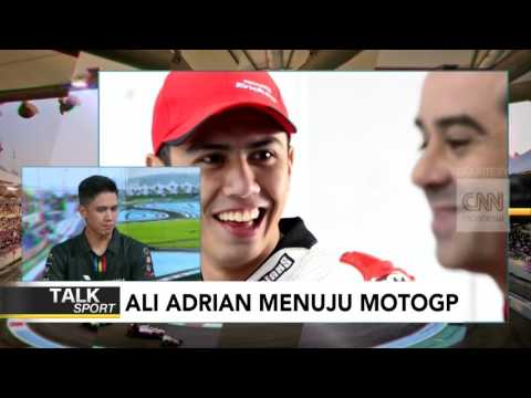 Ali Adrian di CNN Indonesia Sports
