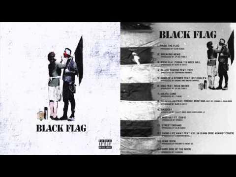 Machine Gun Kelly - Black Flag | Full Mixtape