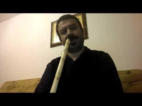 Saba Ney Taksimi - Taksim İcrası
