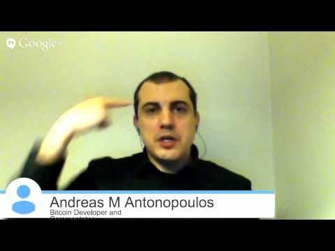 M.K. Lords interviews Andreas Antonopoulos