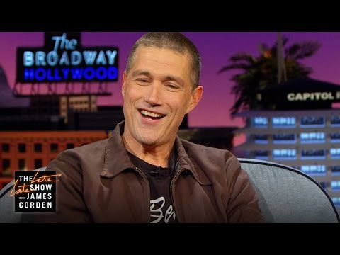 Matthew Fox's Pilot Alter Ego