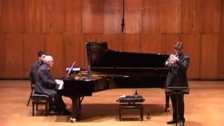 Ante Grgin-Sonata I mov. (Mladen Đorđević-Trumpet, Ante Grgin-Piano).mp4