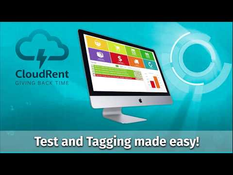 CloudRent Review - Rental Software | Equipment Rental Software | Test And Tagging Software